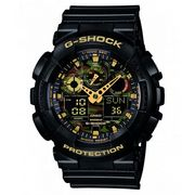 Часы Casio G-SHOCK GA-100CF-1A9